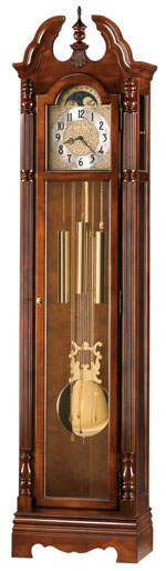 Howard Miller Jonathan 610-895 : Grandfather Clocks :: Traditional Collection