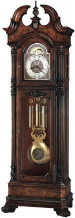 Howard Miller Reagan 610-999 : Grandfather Clocks :: Presidential & Ambassador