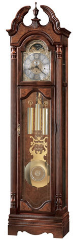 Howard Miller Langston 611-017 : Grandfather Clocks :: Traditional Collection
