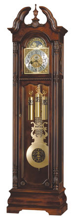 Howard Miller Ramsey 611-084 : Grandfather Clocks :: Traditional Collection