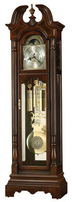 Howard Miller Bretheran 611-260 : Grandfather Clocks :: Traditional Collection
