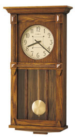 Howard Miller Ashbee II 620-185 : Wall Clocks :: Chiming