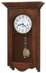 Howard Miller Jennelle 620-445 : Wall Clocks :: Chiming