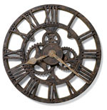 Howard Miller Allentown 625-275 : Wall Clocks :: Oversized