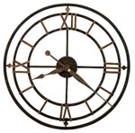 Howard Miller York Station 625-299 : Wall Clocks :: Oversized