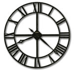 Howard Miller Lacy II 625-423 : Wall Clocks :: Non-Chiming