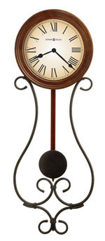 Howard Miller Kersen 625-497 : Wall Clocks :: Non-Chiming