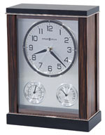 Howard Miller Aston 635-184 : Mantel Clocks :: Non-Chiming