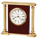 Howard Miller Rosewood Encore Bracket 645-104 : Table Clocks :: Tabletop