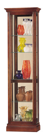 Howard Miller Gregory 680-245 : Curio Display Cabinets :: Curios