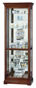 Howard Miller Chesterfield 680-286 : Curio Display Cabinets :: Curios