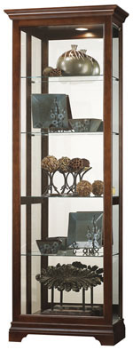 Howard Miller Elise 680-521 : Curio Display Cabinets :: Curios
