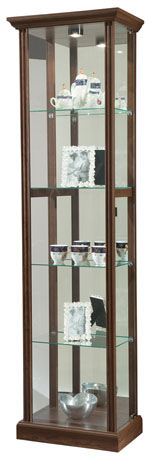 Howard Miller Eve 680-582 : Curio Display Cabinets :: Curios