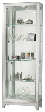 Howard Miller Shayne 680-590 : Curio Display Cabinets :: Curios